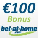 bet at home Wettbonus