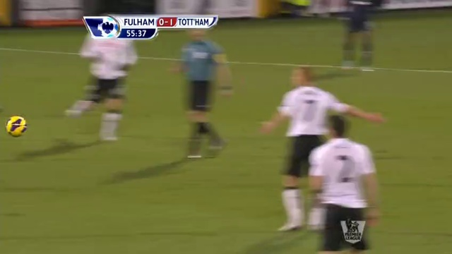 Video: FC Fulham – Tottenham Hotspur (0-3), Premier League