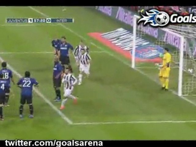 Video: Juventus Turin – Inter Mailand (2-0), Serie A