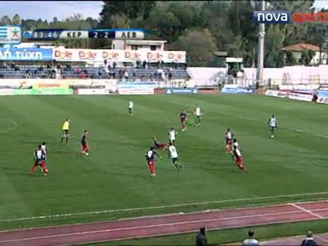 Video: Kerkyra Corfu – FC Levadiakos (3-2), Super League