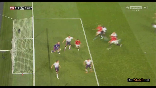 Video: Manchester United – FC Liverpool (1-0), League Cup
