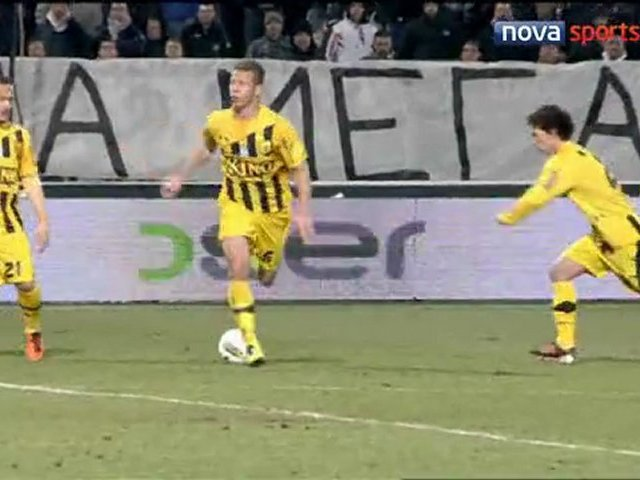 Video: PAOK Saloniki – Aris Saloniki (0-0), Super League