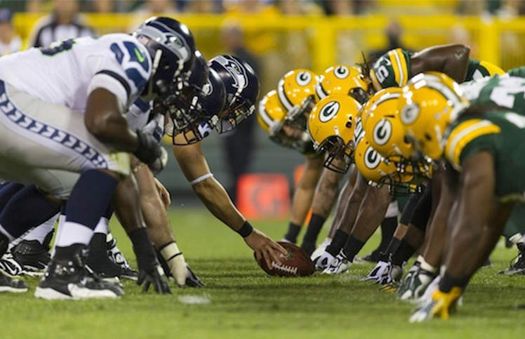 Tipp Seatlle Seahawks Green Bay Packers