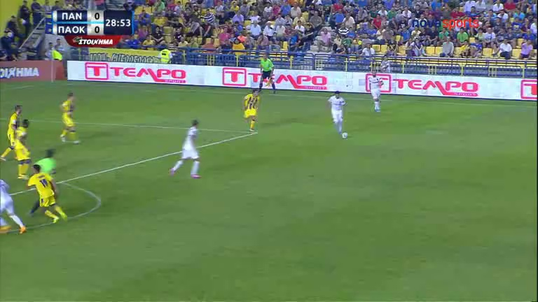 Video: Panetolikos – PAOK (0-1), Super League