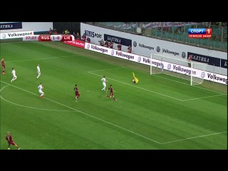 Video: Russland – Liechtenstein (4-0), EURO 2016 Quali