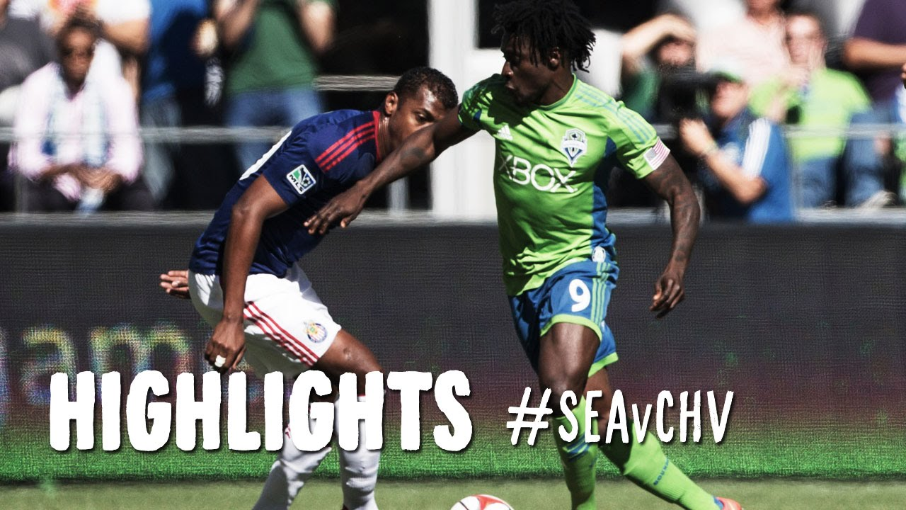 Video: Seattle Sounders –  CD Chivas (4-2), MLS