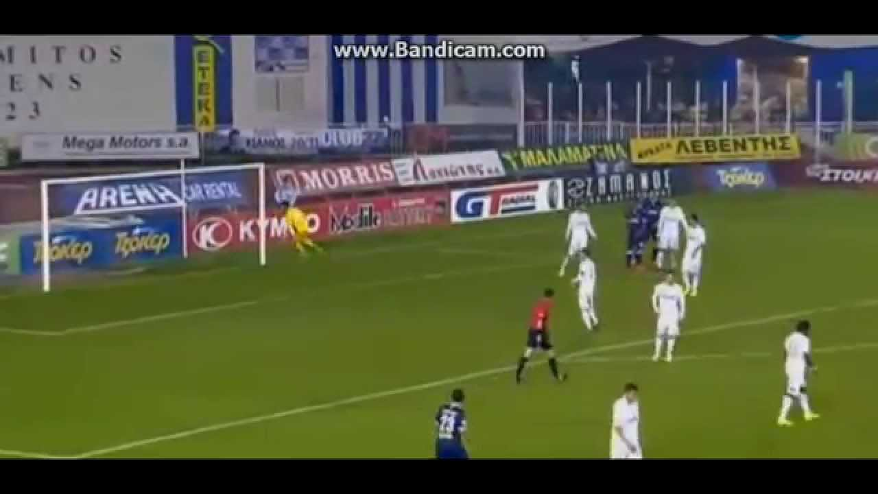 Video: Atromitos – Skoda Xanthi (2-0), Super League