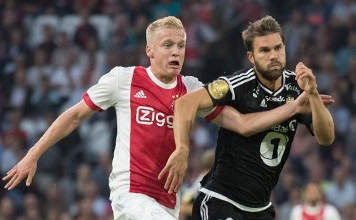 Video Ajax Rosenborg 17 08 17