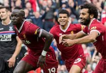 Video Liverpool Crystal Palace 19 08 17
