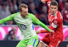 Video Bayern Wolfsburg 22 09 17
