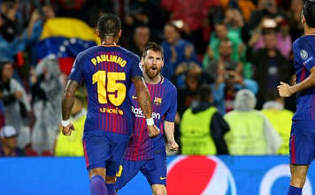 Video Barcelona Olympiakos 18 10 17