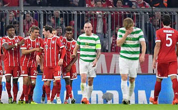 Video Bayern Celtic 18 10 17