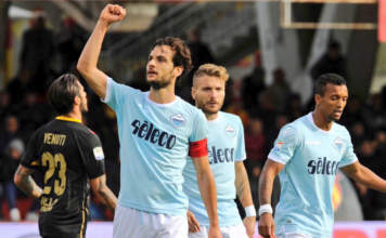 Video Benevento Lazio 29 10 17