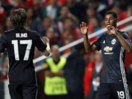 Video Benfica Man Utd 18 10 17