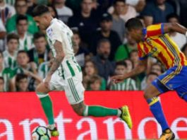 Video Betis Valencia 15 10 17