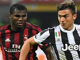 Video Milan Juve 28 10 17