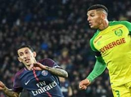 Video PSG Nantes 18 11 17