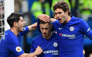 Video Chelsea Newcastle 02 12 17