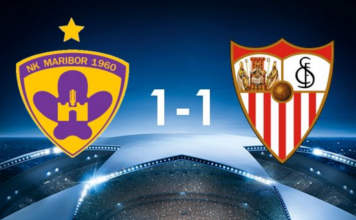 Video Maribor Sevilla 06 12 17