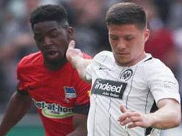 Video Frankfurt Hertha BSC